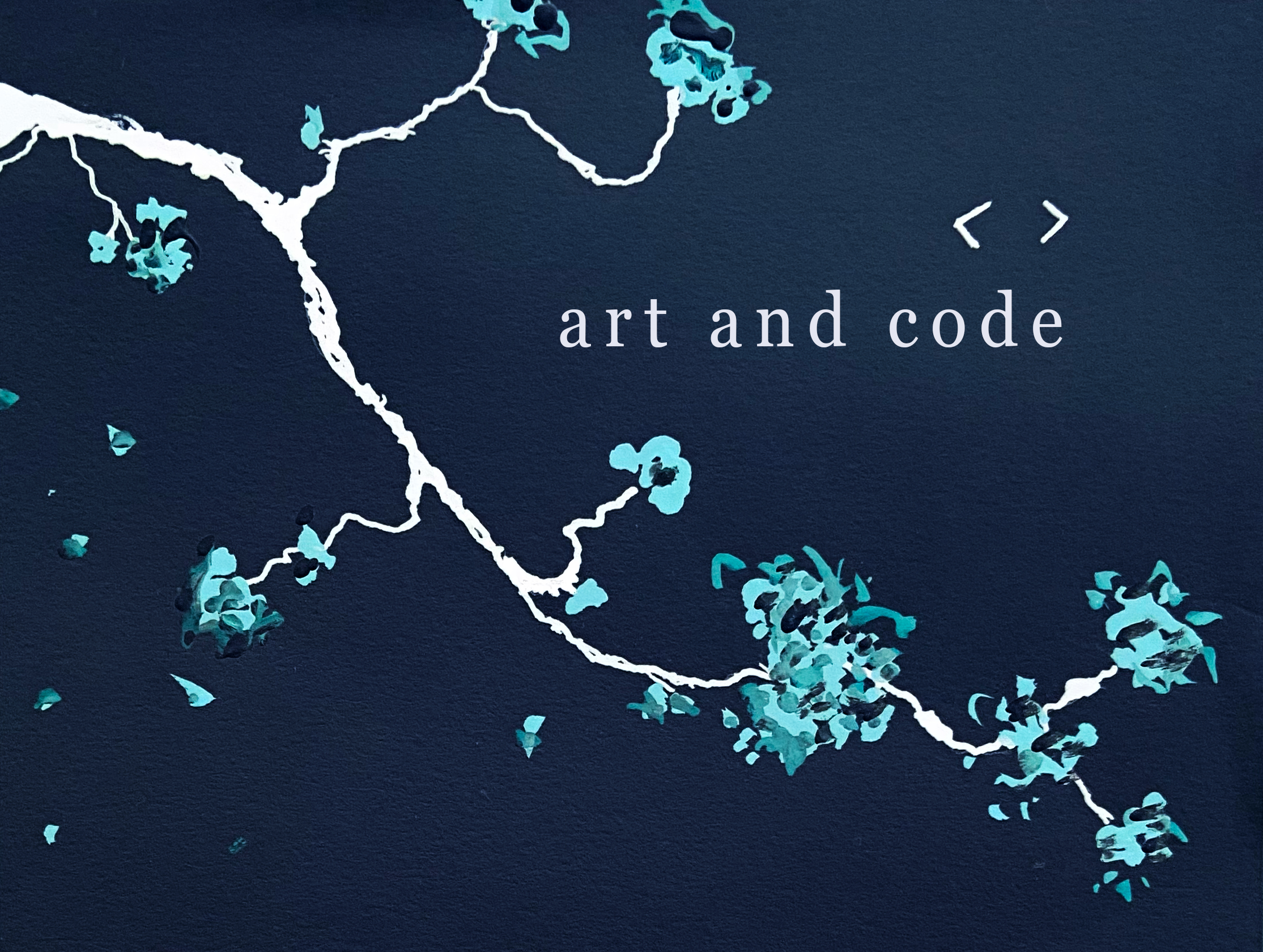 Art and Code Illustration